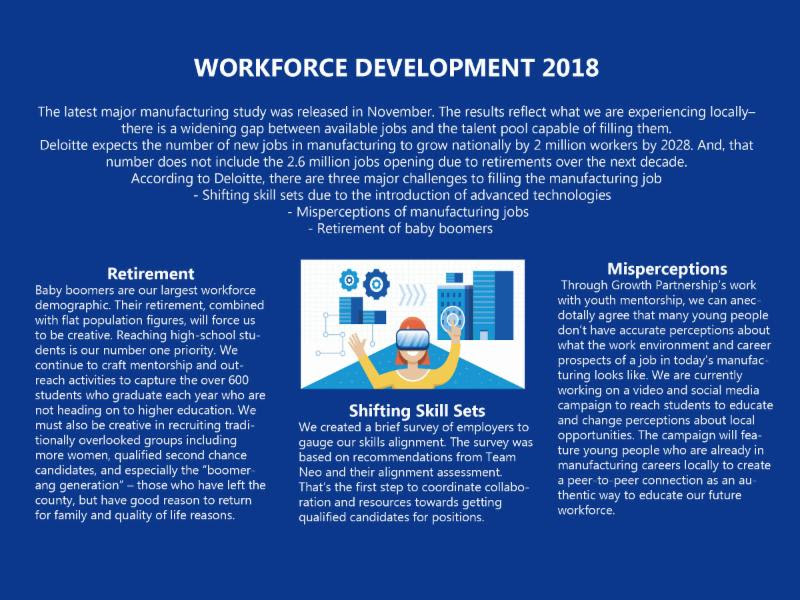 workforce development 2018